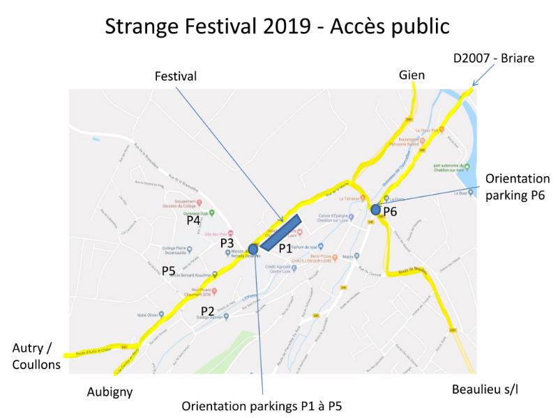 Festival Strange